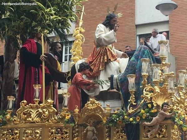 Dos nuevas marchas para el Señor de la Entrada Triunfal de la Borriquita de Huelva