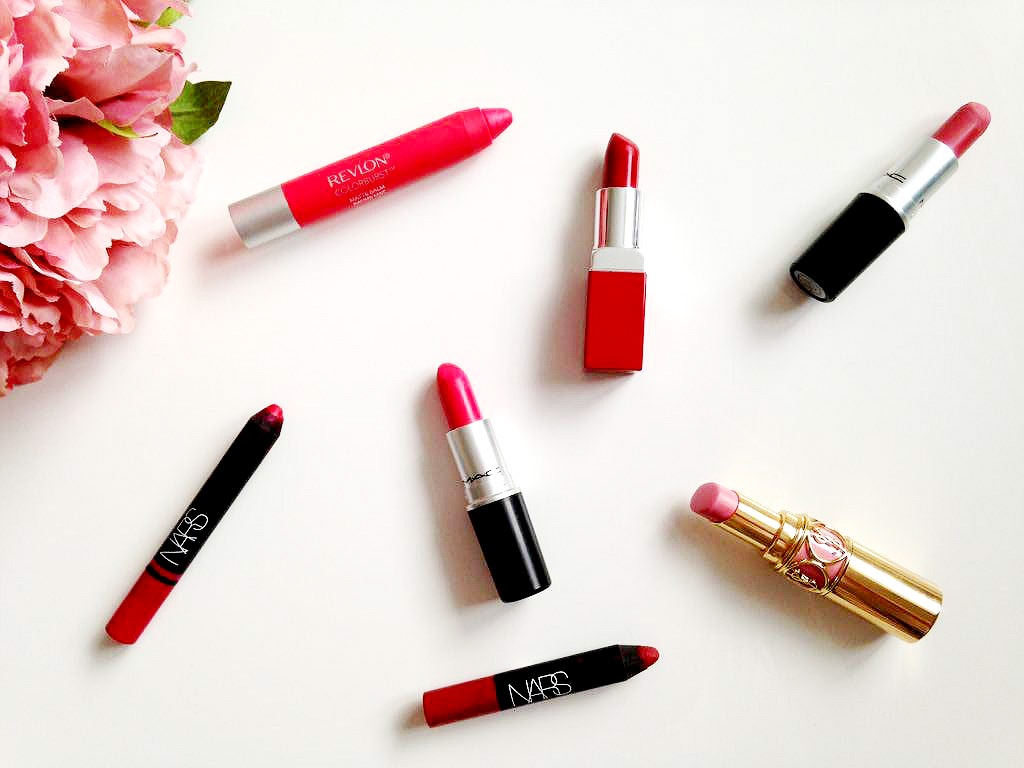 Valentines Day Lipstick Picks