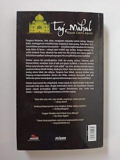 5 Taj Mahal Kisah Cinta Abadi - John Shors