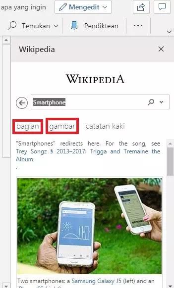 Cara Menambahkan Add-in Wikipedia ke Microsoft Word & Excel-6