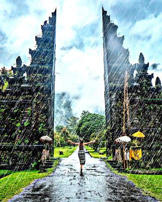 Romantic Story rain Romance Tale