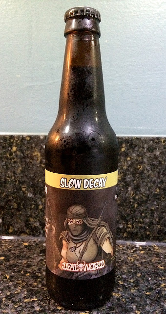 Dead World Slow Decay Vanilla Root Beer