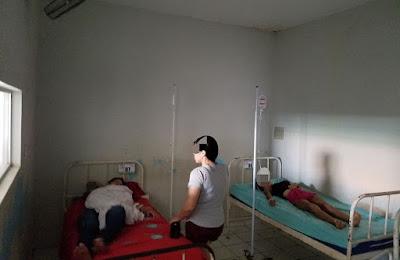 Situação caótica do hospital municipal de Chapadinha 3