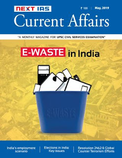 Download Made Easy Current Affairs May 2019 Pdf