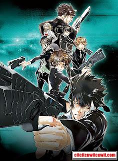 psycho-pass anime terbaik sepanjang masa nomor 23