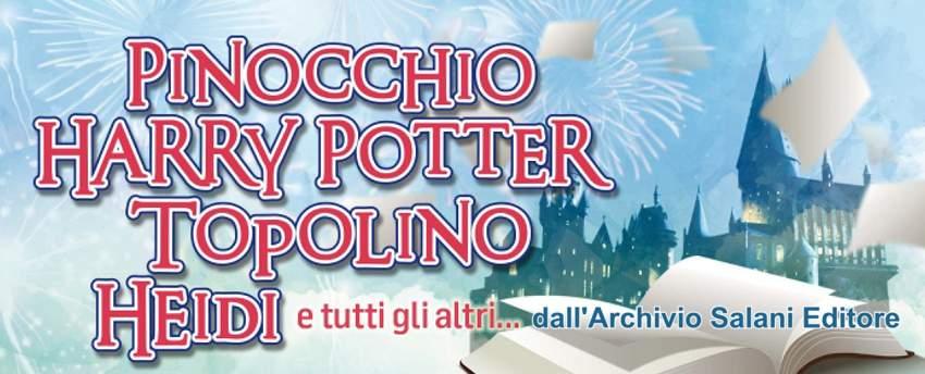 Pinocchio, Harry Potter, Topolino, Heidi e tutti gli altri..., a Firenze fino al 3 giugno