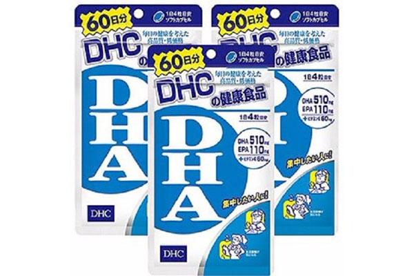 Viên thuốc bổ sung dha DHC DHA