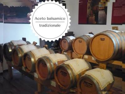 aceto balsamico modena