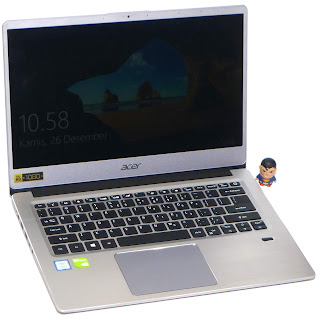Acer Swift 3 SF314-54G Core i7-8550U Second