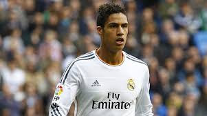 Raphael Varane: Real Madrid's draw at Legia Warsaw