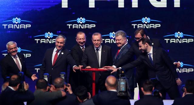 Escándalo: Grecia abandonado ceremonia por Erdogan