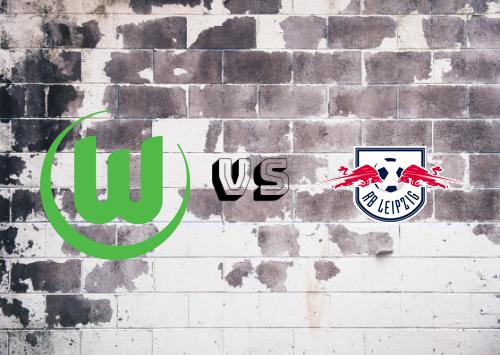 Wolfsburg vs RB Leipzig  Resumen
