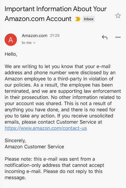 Amazon Fires Employees