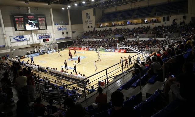 Arena do Minas receberá seu 11º NBB [Orlando Bento/Minas]