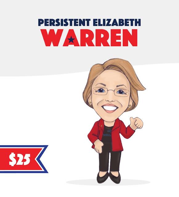 Persistent Elizabeth Warren
