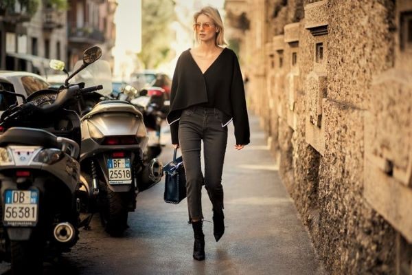 5 simple rules: how to dress to look slimmer