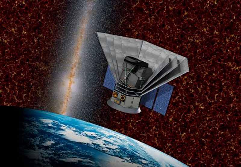telescópio espacial SPHEREx