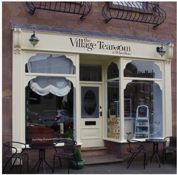 Village Tea Rooms Wheelton
