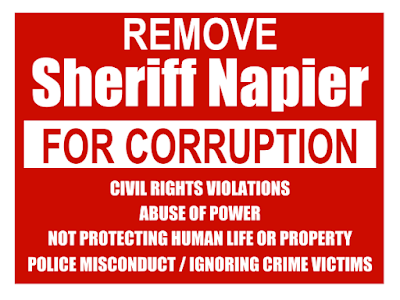 Mark Napier Pima County Sheriff