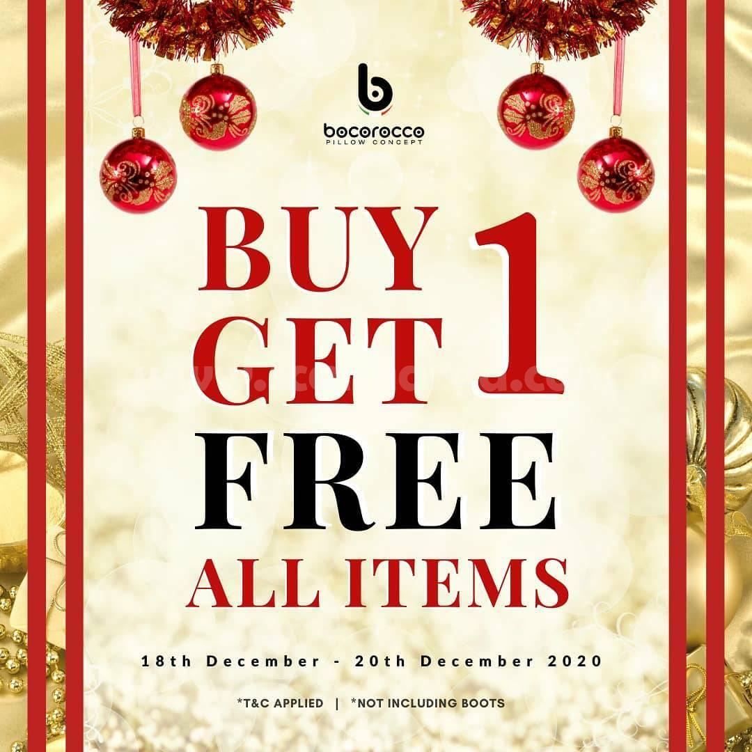 Promo BOCOROCCO Buy 1 Get 1 Free All Items