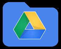 Icon for Google Drive Folder