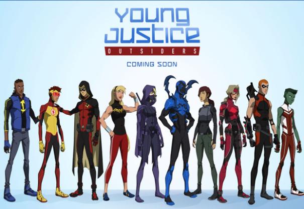 MONDO BIZARRO: Pilot Wings: Young Justice- Season 3, Episode 1