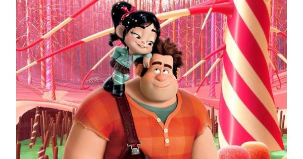 Hantu Baca Film Animasi Terbaik Piala Oscar Tontonan Keluarga Wreck it Ralph