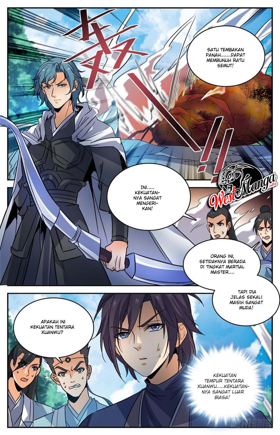 Lian Fei Wei Bao Chapter 75
