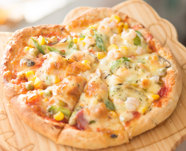 Pizza recipe in Urdu پیزا بنانے کا طریقہ