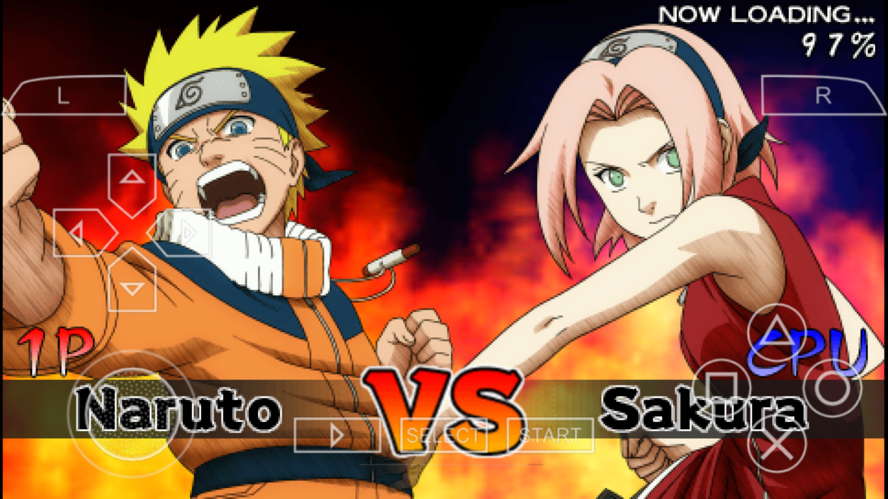 download game naruto ppsspp cso android