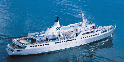 Crucero Galápagos Legend
