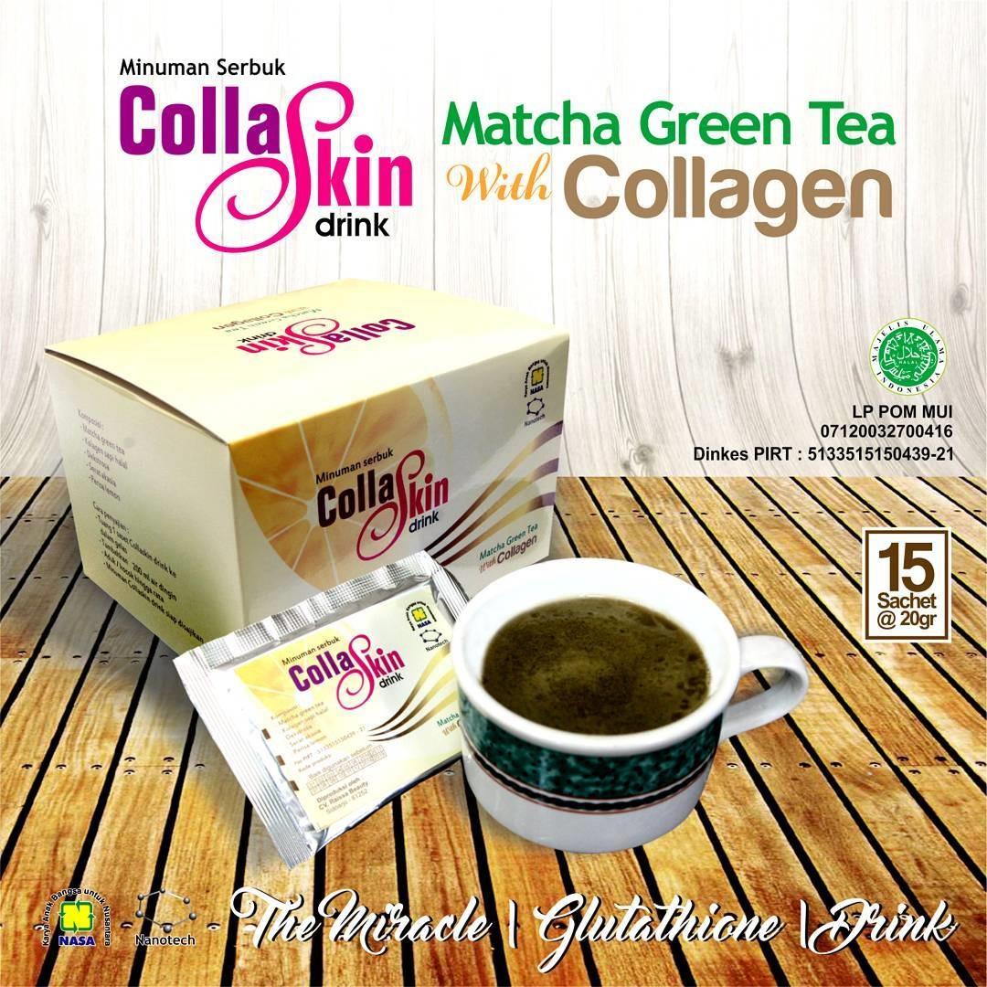 Lecith Nasa Untuk Wajah Dan Kesehatan: Minuman Collagen Praktis Untuk Menjaga