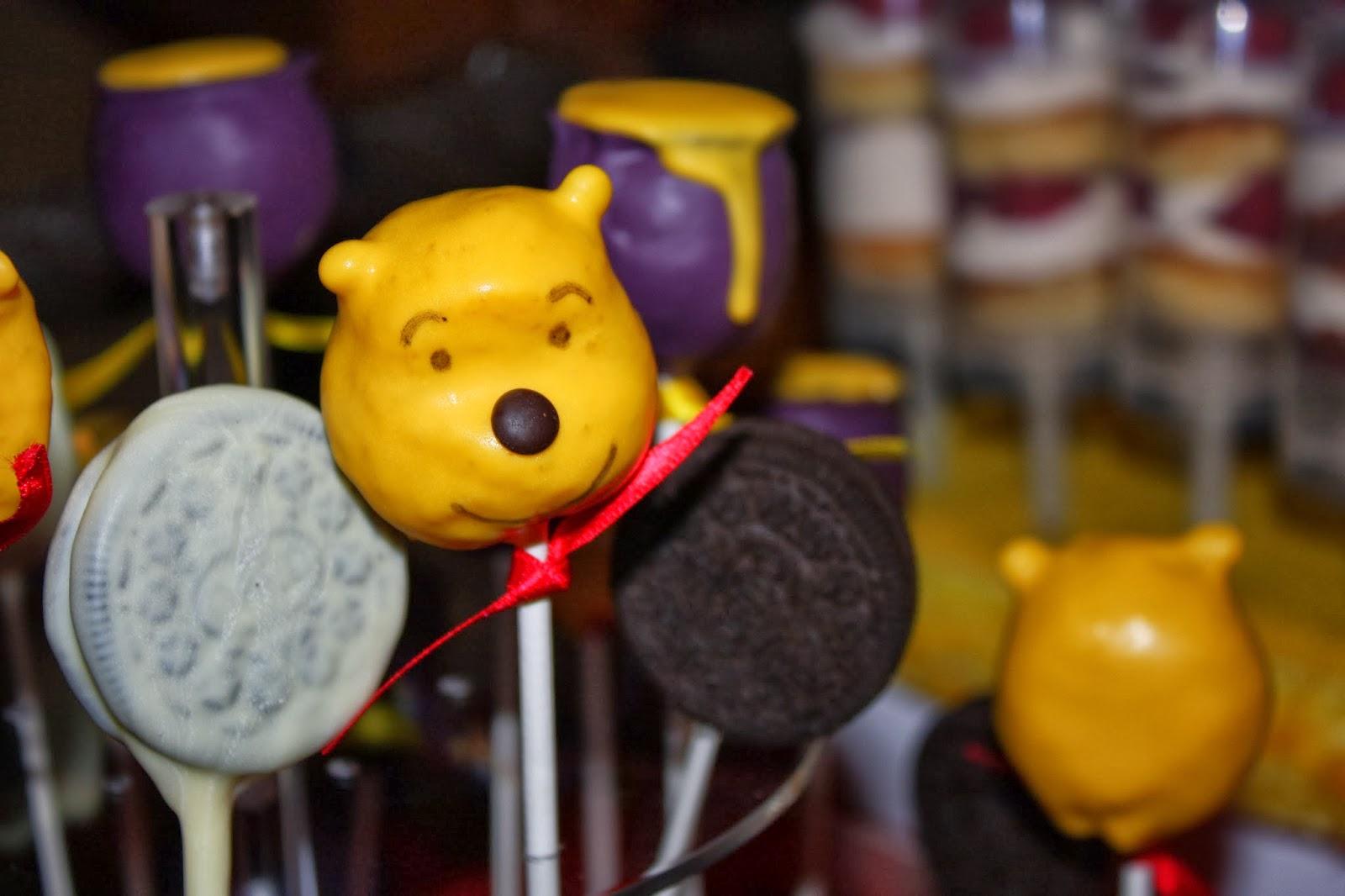 Tortenfiguren Winnie Pooh