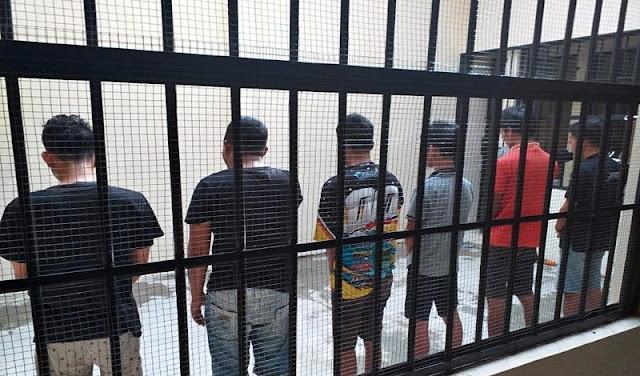 Maksud Hati Ingin Jaga Kampung Dari Ulah Napi Corona,  9 Pemuda Boyolali Ini Malah Masuk Penjara