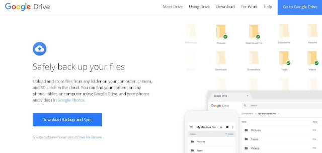 Backup Google Drive Files - Google Drive Tips And Tricks