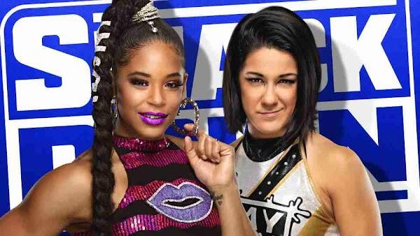 Ver Wwe En Vivo SmackDown 29 de Enero 2021