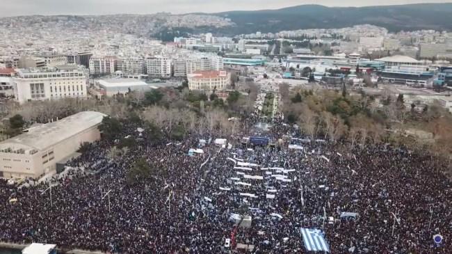 Νίκος #Λυγερός - Πρώτες αλλαγές μετά το ιστορικό #Συλλαλητήριο #σκοπιανό