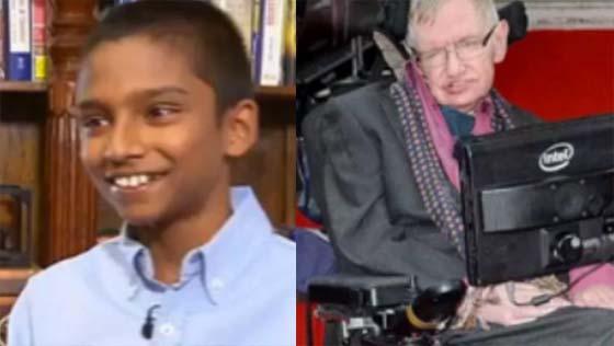 IQ Melebihi Stephen Hawking, Kanak-kanak Kelahiran Malaysia Dinobat Budak Tercerdik di Australia