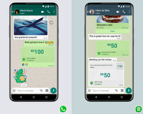 Finally WhatsApp has launched a better way of online payment in 2020