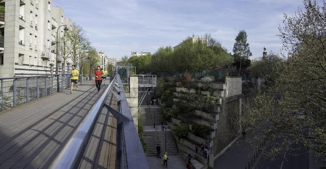 La promenade plantée du XIIe arrondissement
