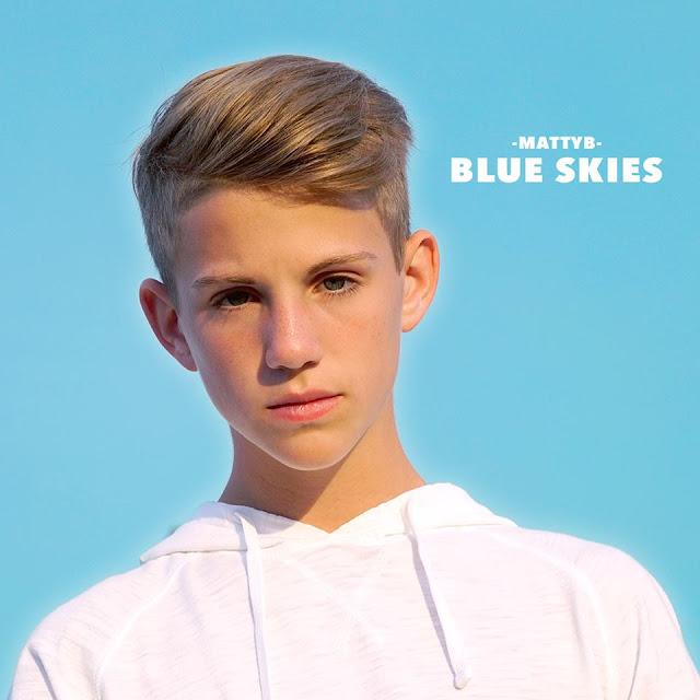 MattyBRaps Blue Skies Lyrics