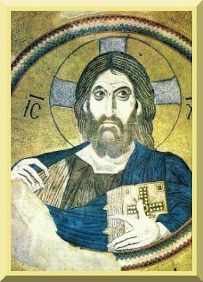 Christ Icon, 11th Century - PD-1923
