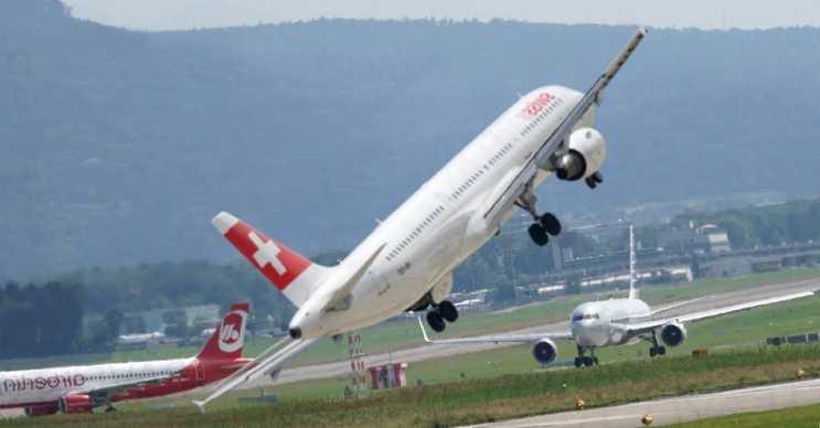 Avusturya hava yolu Flyniki, 52 kilometrelik bu mesafeyi 10 dakikada tamamlıyor.