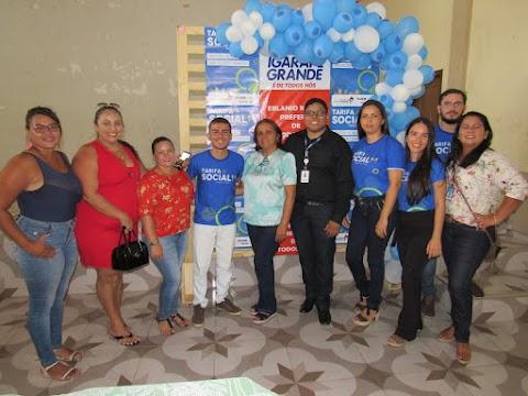 Campanha Tarifa Social de Energia Elétrica é lançada em Igarapé Grande