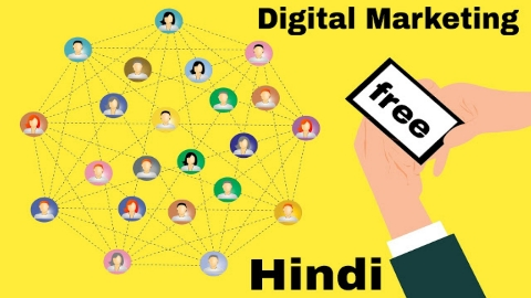 Learn Digital Marketing for Free in Hindi