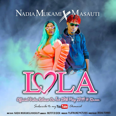 New AUDIO | Nadia Mukami Ft. Masauti - Lola  Mp3 Download