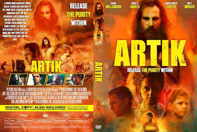 Artik DVD Cover
