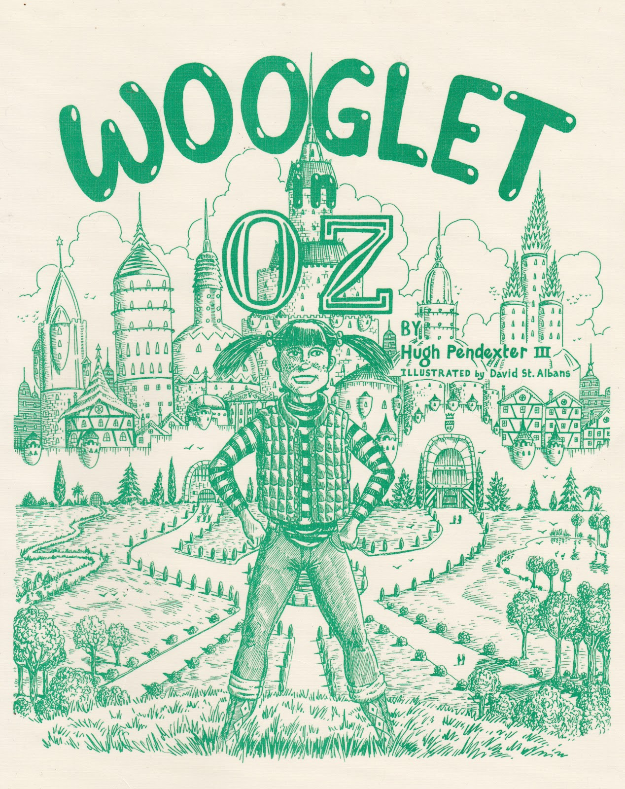 Wooglet in Oz