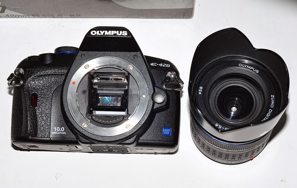 Olympus E420 2nd