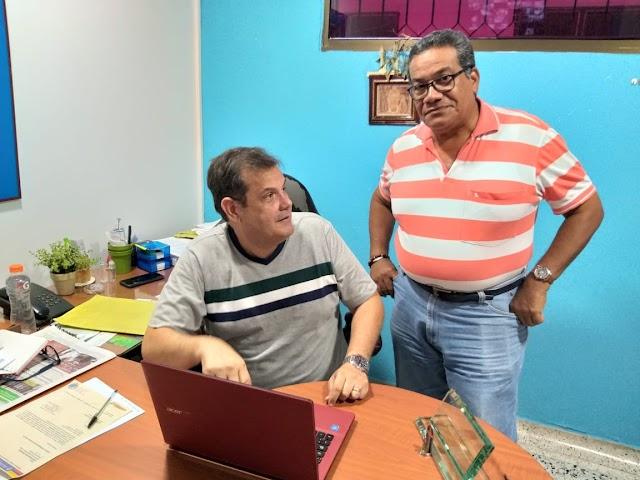 Gerente y Coordinador Medico de la ESE Hospital Santo Tomas de Villanueva dicen que casos de Dengue han disminuido en la población.